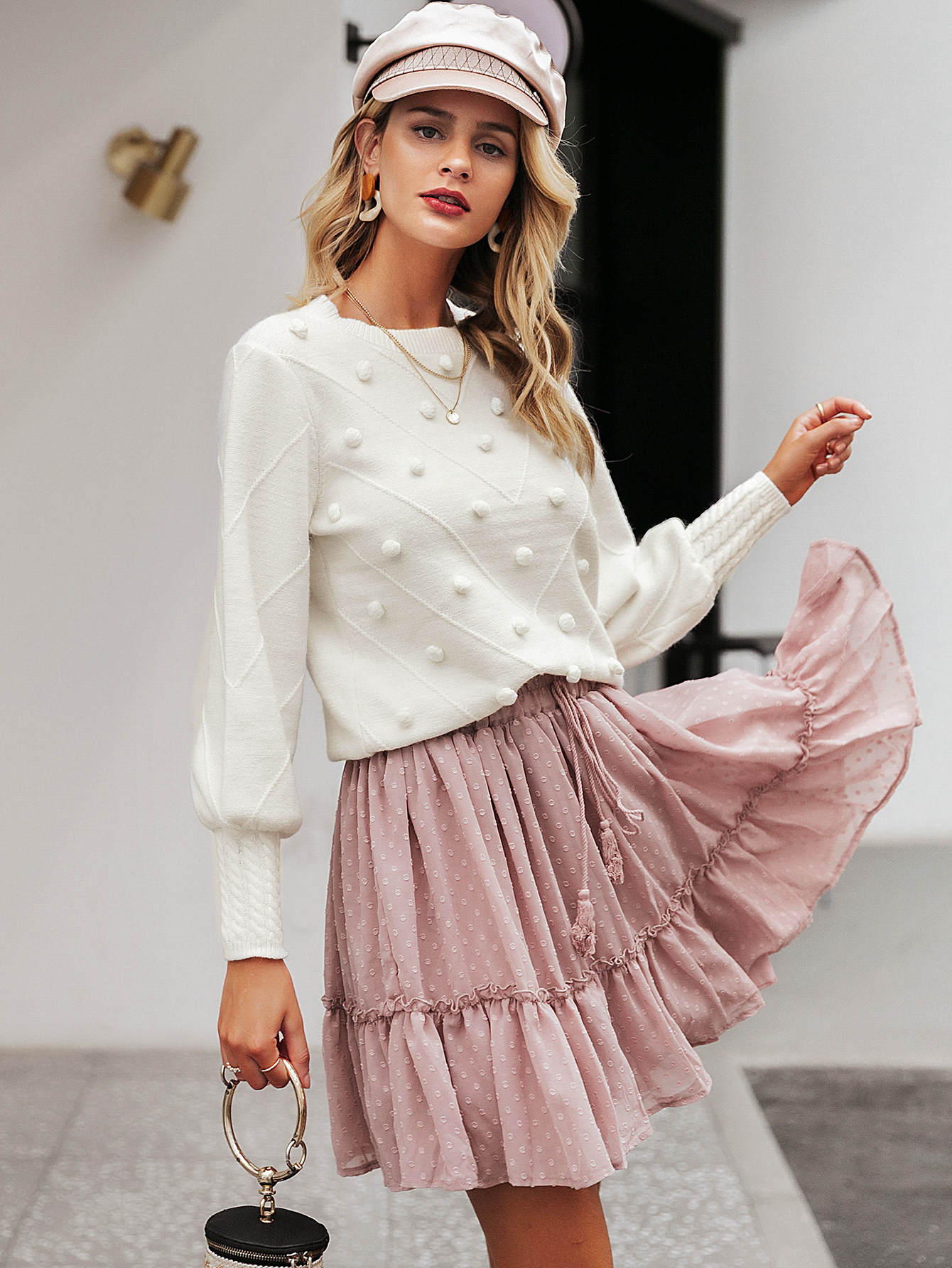2019 New Skinny Sweater Fashion Women Wholesale NHDE190251