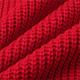 Sexy Big Red Turtleneck Short Dress Wholesale Fashion Women's Clothing NHDE195940