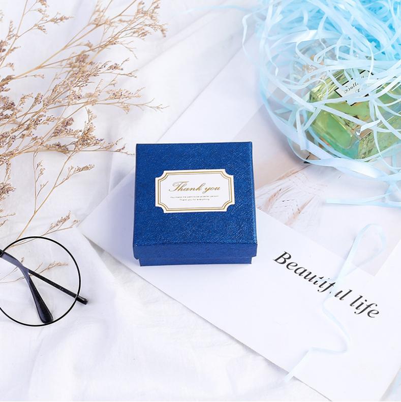 Jewelry Box Earrings Ring Earrings Art Retro New Necklace Bracelet Jewelry Packaging Box NHQC268228