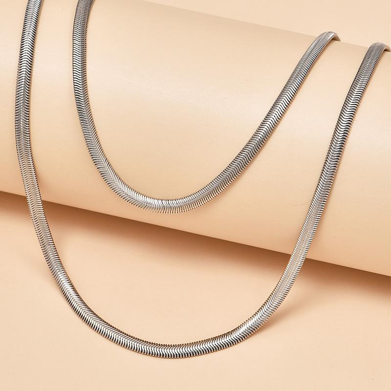 new simple fashion  women's necklace  NHAJ272556