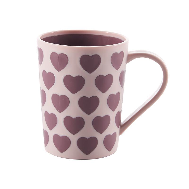 Household simple loving couple wash cup NHNU266353