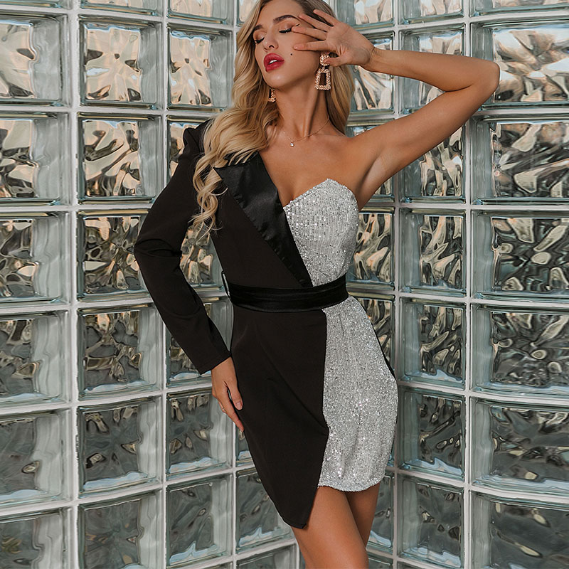 Women39s Wholesale New Sexy Slim Fit Party Dress NHDE199720