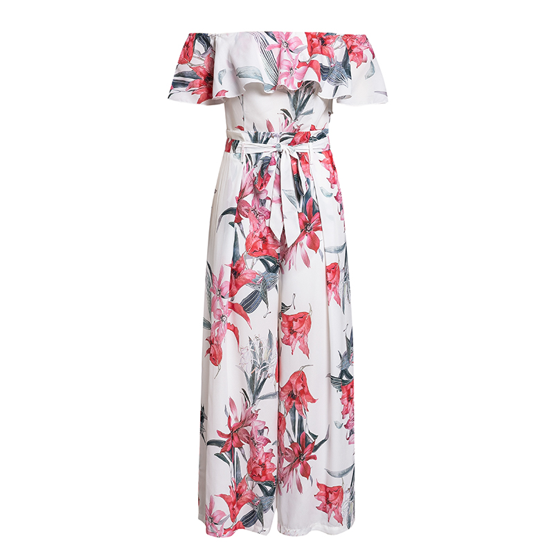 Sweet printed long dress wholesale fashion women's clothes NHDE201730