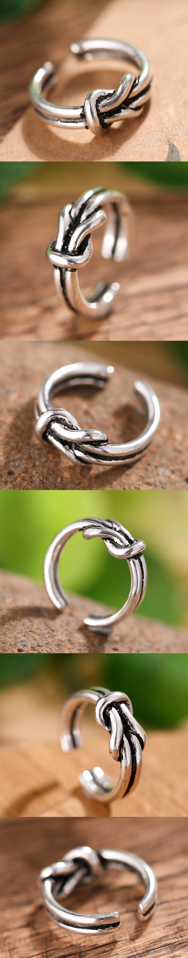 Jewellery Metal vintage split ring wholesales yiwu suppliers china NHSC203735