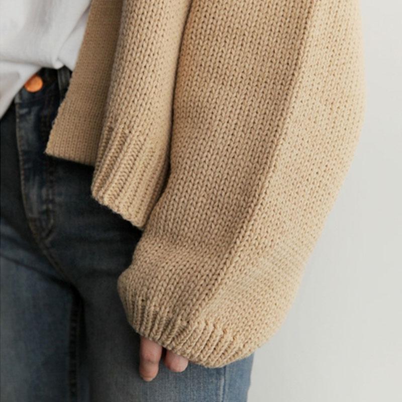 Fashion Women's short knitted cardigan sweater coat hot-saling wholesale NHJC261928
