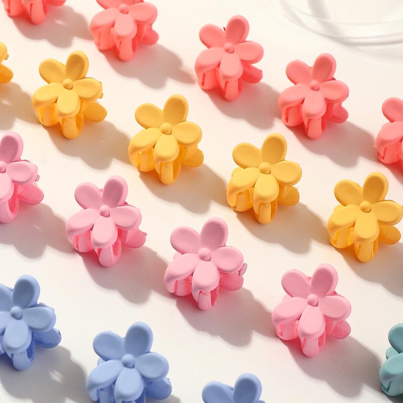 Ensemble de pinces  cheveux colores mignonnes pour enfants NHNU329770