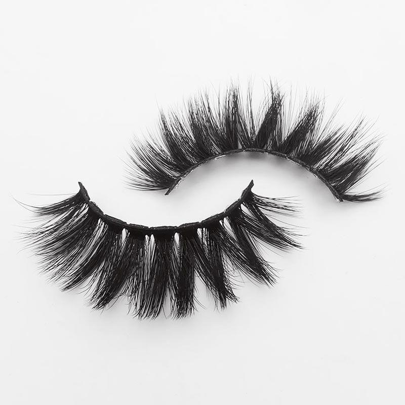5 pairs of false eyelashes 3d multilayer imitation mink hair natural thick eyelashes NHLUU366396